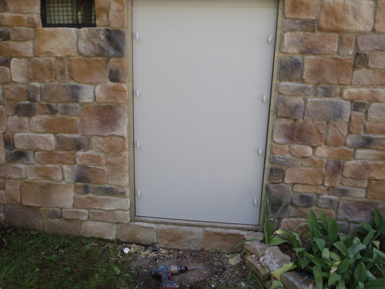 EverLast Door in Any Size - After Photo