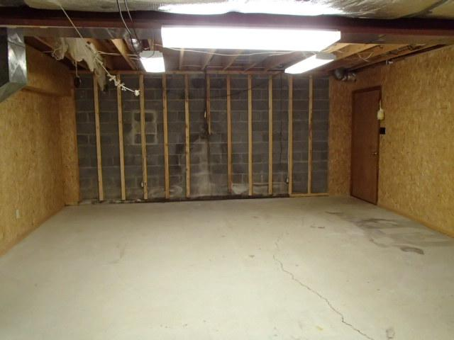 Before & After: Waterproofing One Wall in Huntington, West Virginia - Before Photo