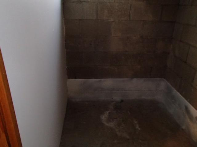 WaterGuard Installation in Ironton, OH - Before Photo
