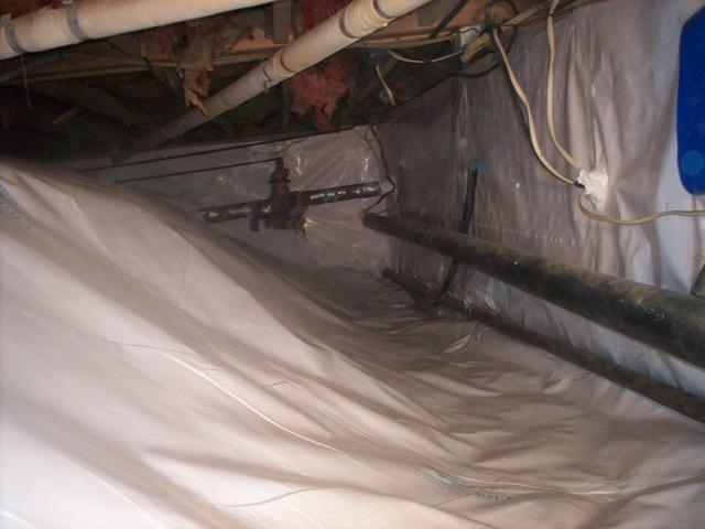 Crawl Space Repair in Weston, WV