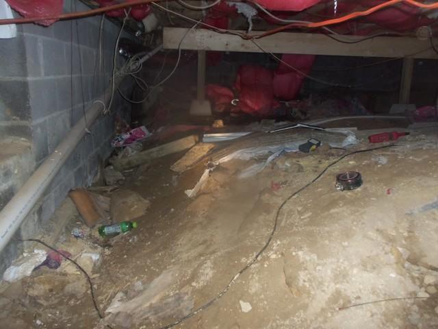 Crawl Space Waterproofing in Princeton, WV