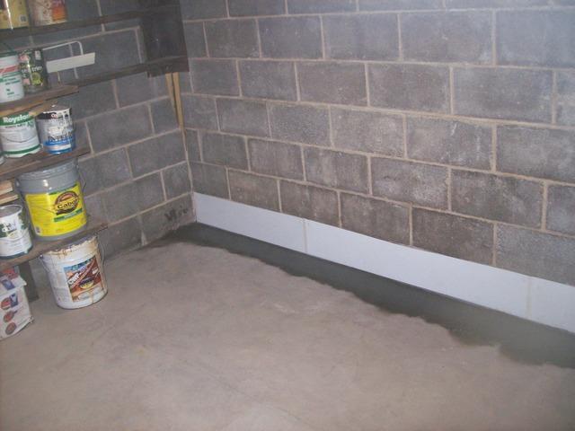 Basement Waterproofing in Moatsville, WV
