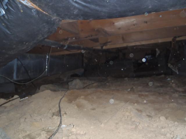 Crawl Space Waterproofing in Point Pleasant, WV