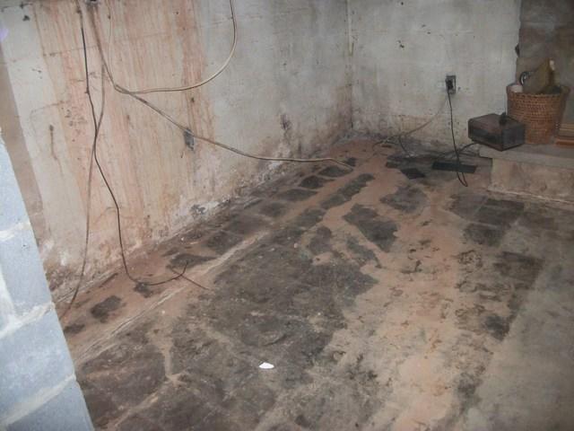 Basement Waterproofing in Dunbar, WV