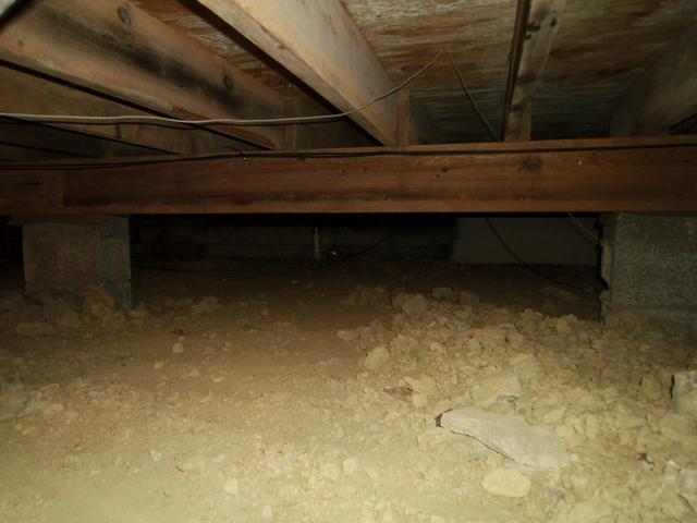 Crawl Space Encapsulation in Parkersburg, WV