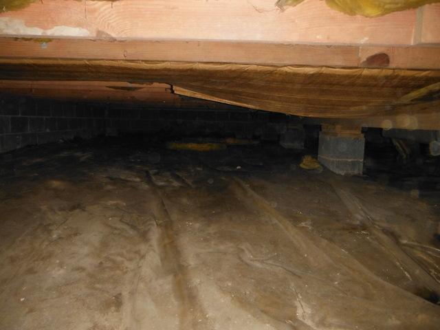 Crawl Space Encapsulation in Milton, WV