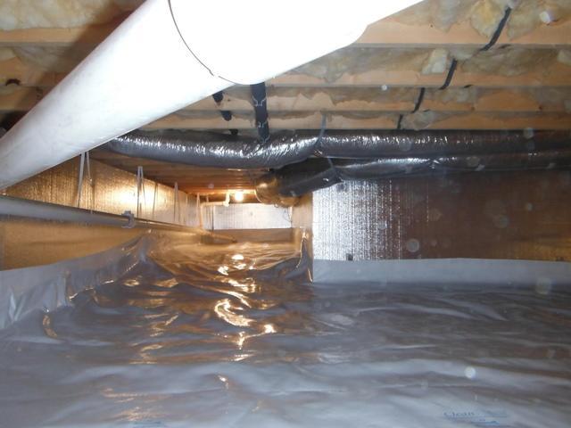 Basement Waterproofing in Petersburg, WV