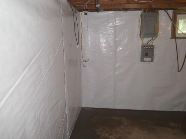 Basement Waterproofing in Glenville, WV