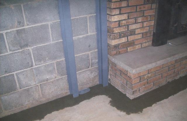 Basement Waterproofing and Walls Repaired in Elk View, WV