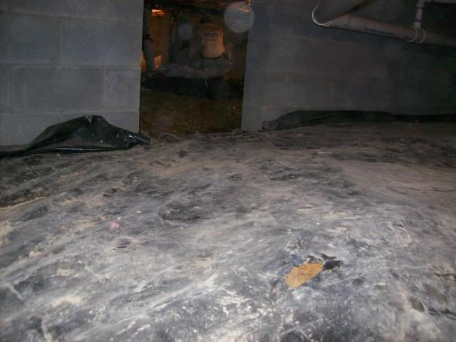 Crawl Space Encapsulation in Fraziers Bottom, WV