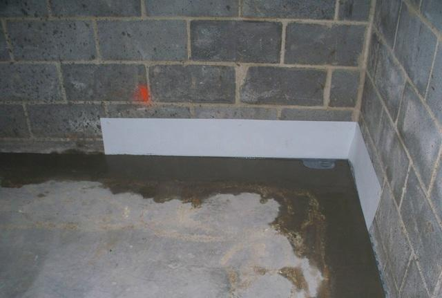 Basement Waterproofing in Charles Town, WV - After Photo