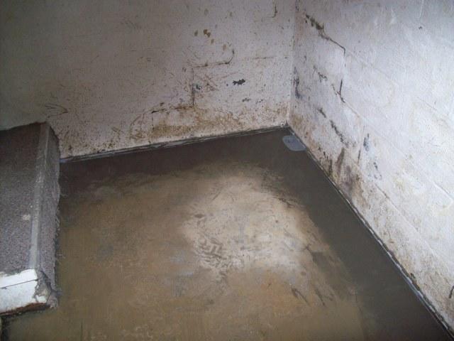 Basement Waterproofing in Fayetteville, WV