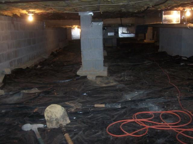 Crawl Space Encapsulation in Beaver, WV