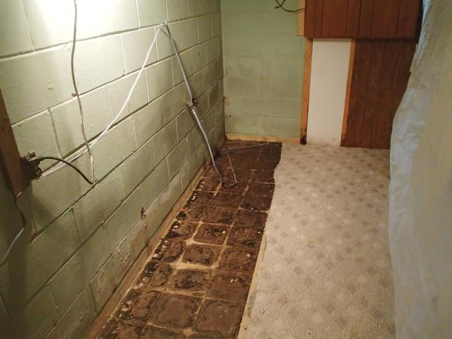 Basement Waterproofing in Vienna, WV