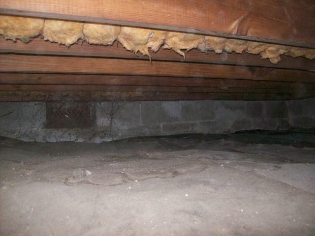 Crawl Space Waterproofing in Parkersburg, WV