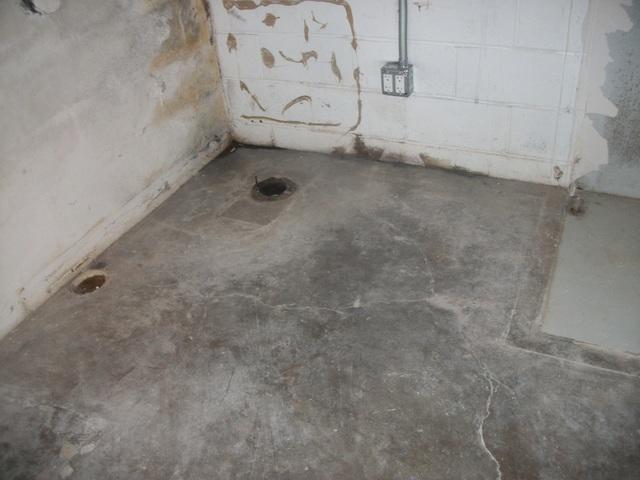 Home in Red House, WV Gets Basement Waterproofed