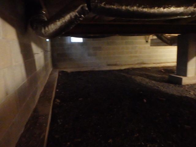 Crawl Space Encapsulation in New Creek, WV