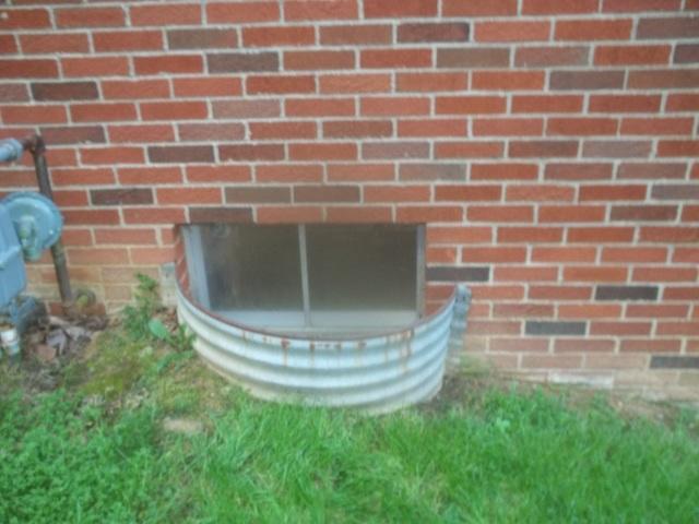 EverLast Basement Window Installation in Wheeling, WV