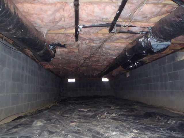 Crawl Space Repair in Clendenin, WV