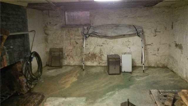 Basement in Princeton, WV Gets Waterproofing System