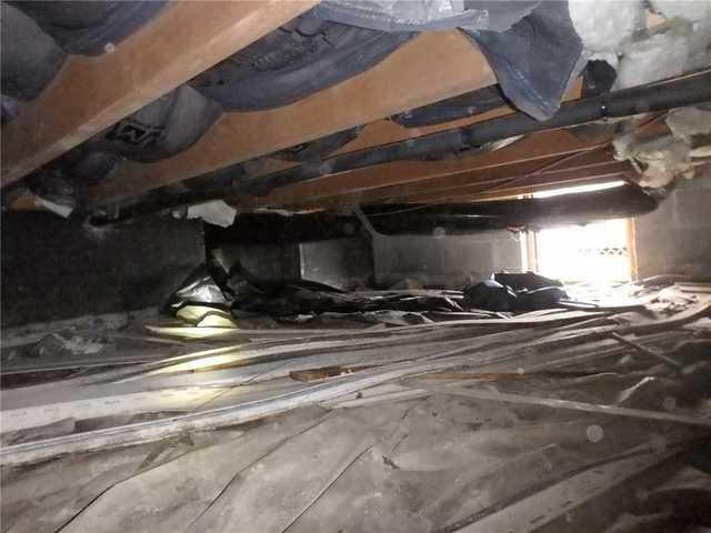 Crawl Space Repair in Culloden, WV