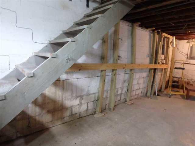 Basement Wall Repair in Mannington,  WV