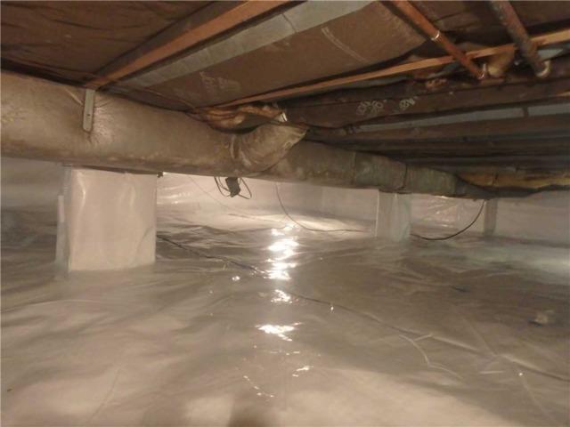 Crawl Space Repair in Ripley, WV