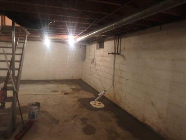 Basement Waterproofing in New Haven, WV
