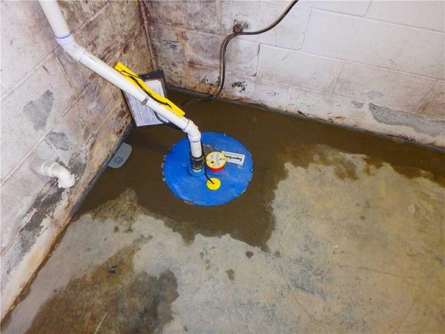 Basement Waterproofing in Junior, WV