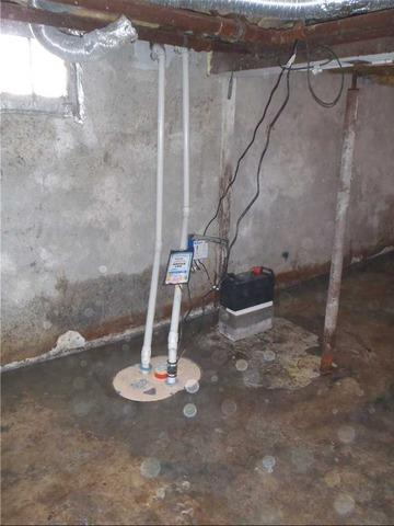 Basement Waterproofing in Ansted WV