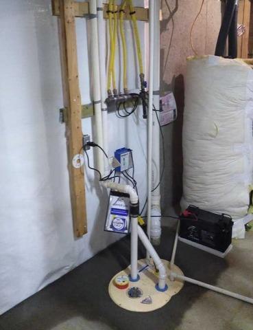 Basement Waterproofing in Charles Town, WV