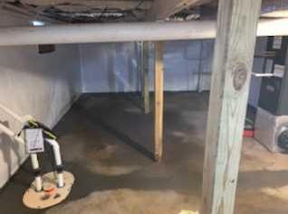 Waterproofing Basement in Ranson, WV