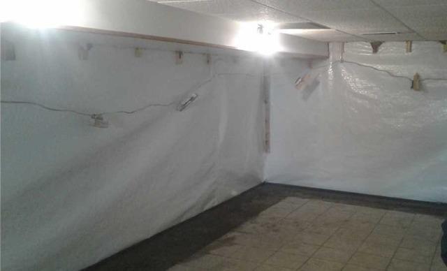 Waterproofing Basement in Buckhannon, WV
