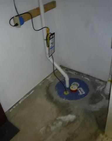 Waterproofing Basement in Mannington, WV