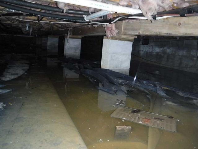 Waterproofing Crawlspace in Cool Ridge, WV