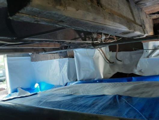 Crawlspace Repair in Ronceverte, WV - After Photo