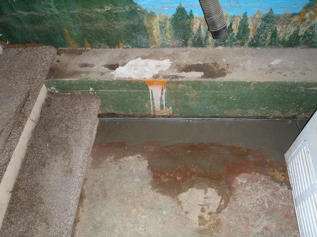 Waterproofing a Basement in Daniels, West Virginia
