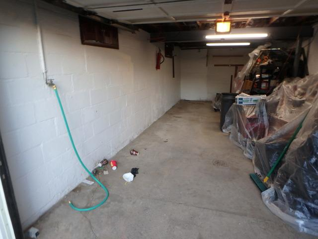 WaterGuard Installation in a Philippi Garage