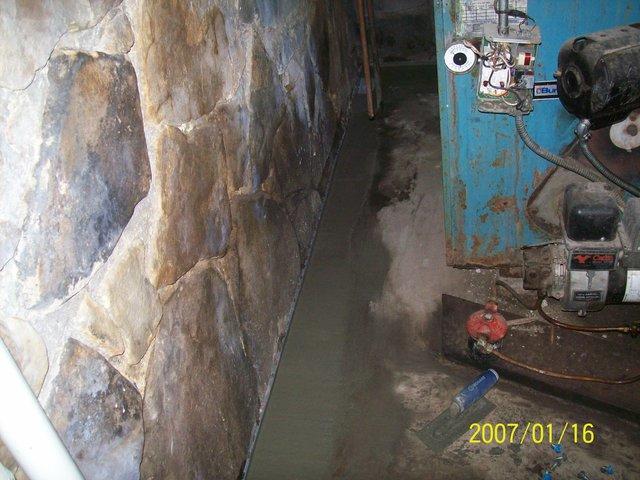 WaterGuard Installtion in Lewisburg, West Virginia