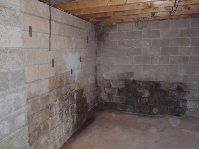 Waterproofing a Basement in Friendly, WV.
