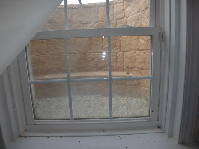 Before & After: Window Well Installation in Hedgesville, WV