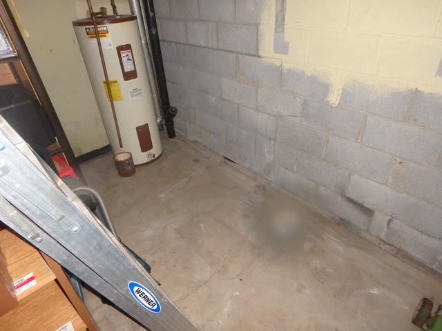 Basement Waterproofing in Daniels, WV.
