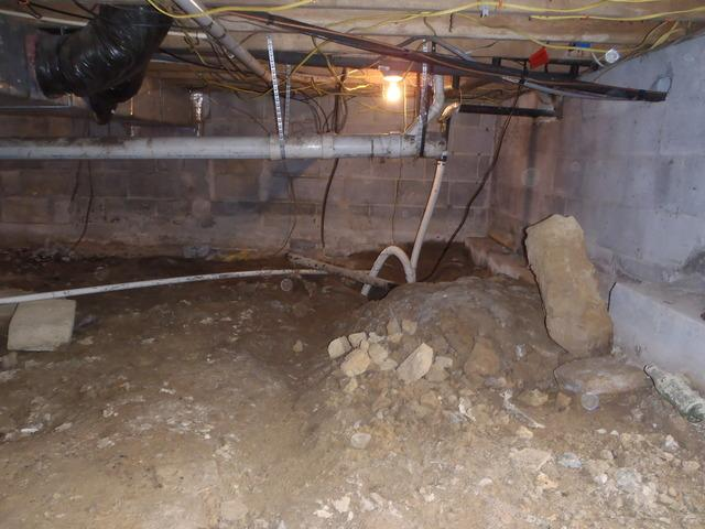Crawl Space Encapsulation in Oceana, West Virginia