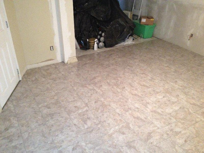 Thermal Dry Floor Tiles in Vancouver, BC - After Photo