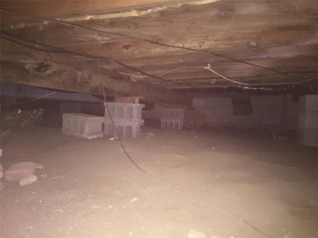Crawl Space Support in Hamilton, IL