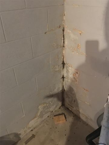 Church Basement Waterproofing