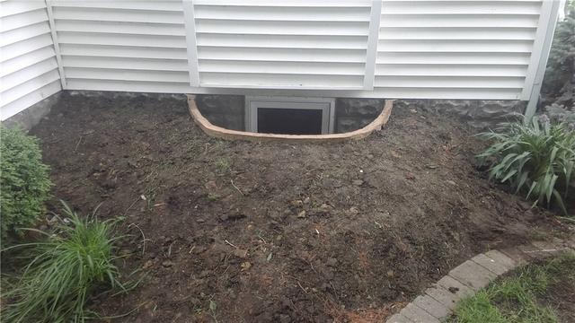 Safety First: Egress Window Installation in Monmouth, IL - After Photo