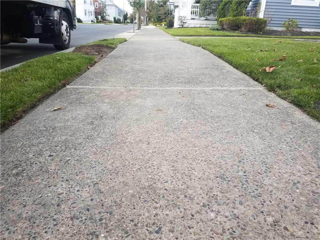 Concrete Repair in Millersville, Pa - After Photo