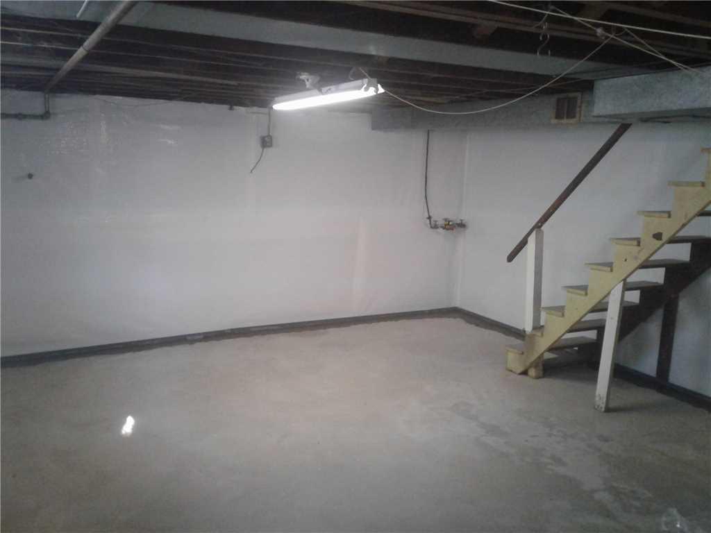 Basement Waterproofing in Glen Mills, PA - After Photo