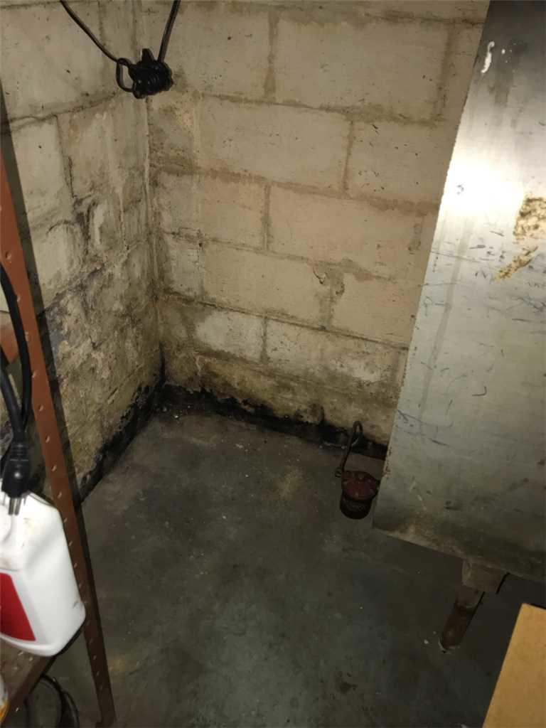 Sump Pump Replacement in Columbia, PA - Before Photo